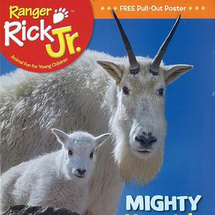 Ranger Rick Jr.