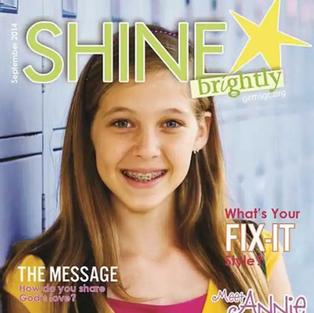Shine brightly