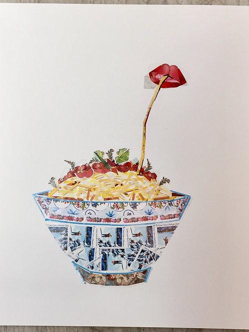 Spaghetti bowl