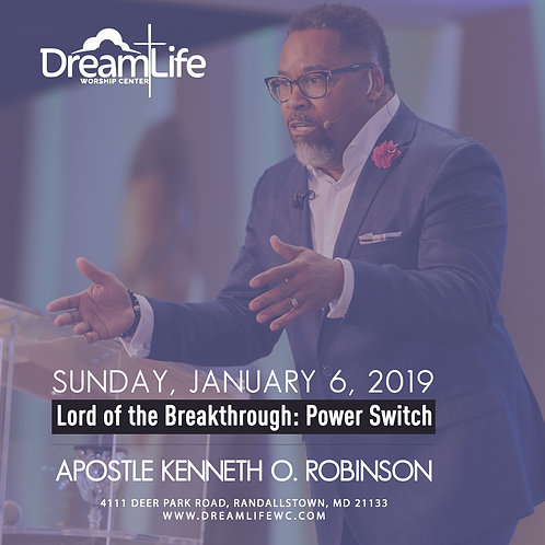 Lord of the Breakthrough: Power Switch