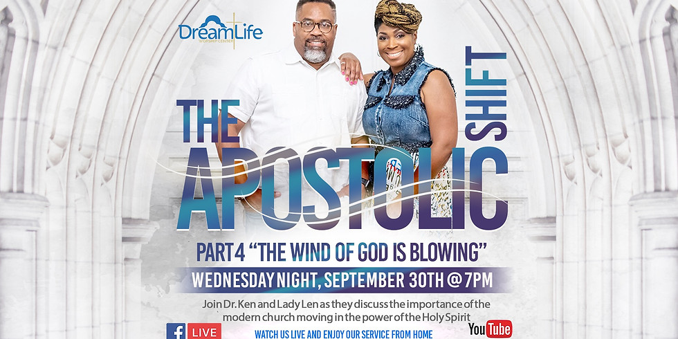 The Apostolic Shift: Part 4