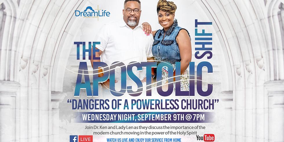 The Apostolic Shift