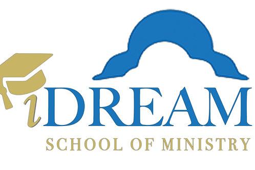 iDream School of Ministry Registration