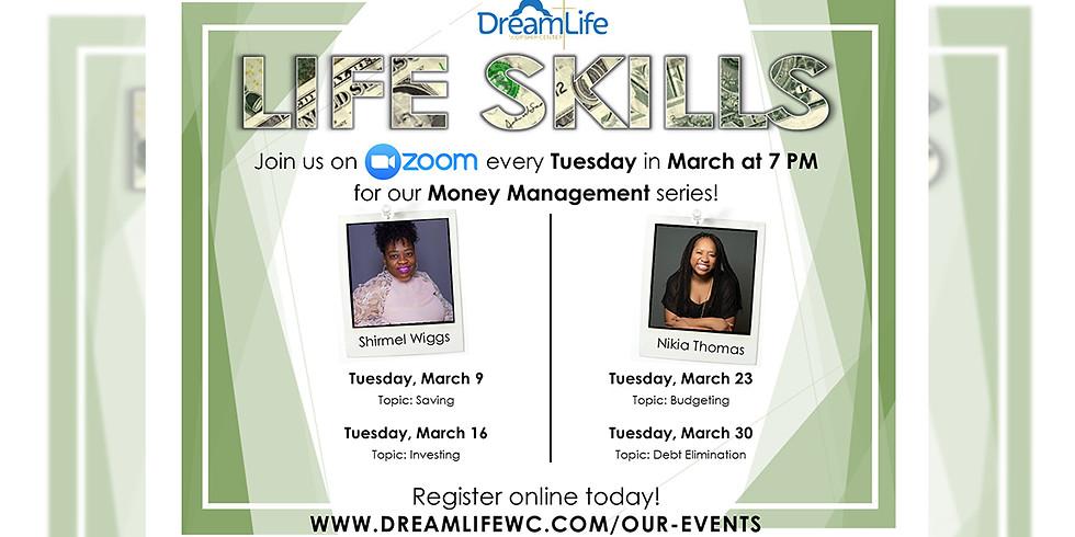 Life Skills Class - Saving
