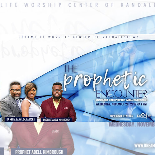 The Prophetic Encounter Continued