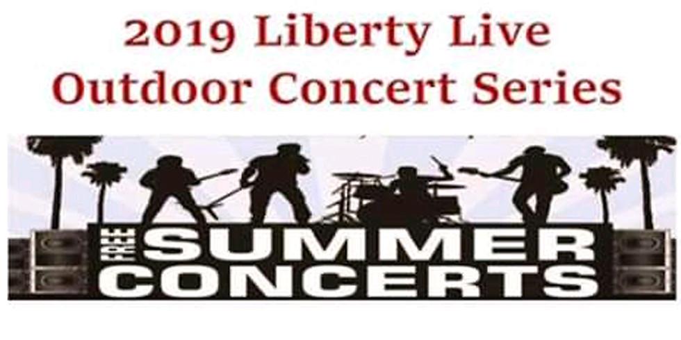 Liberty Live Outdoor Concert Series