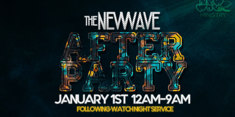 """The New Wave After Party """"Shut-in"""""""