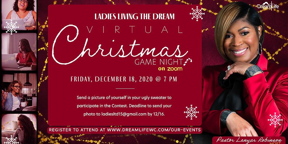 Ladies LTD Virtual Christmas Game Night