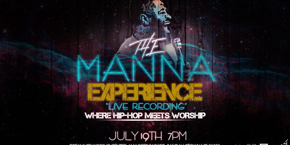 """The Manna Experience """"Live Recording"""""""