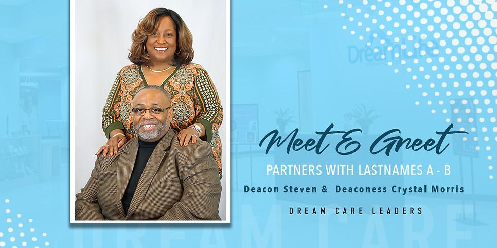 Partners Meet & Greet (Lastnames A-B)