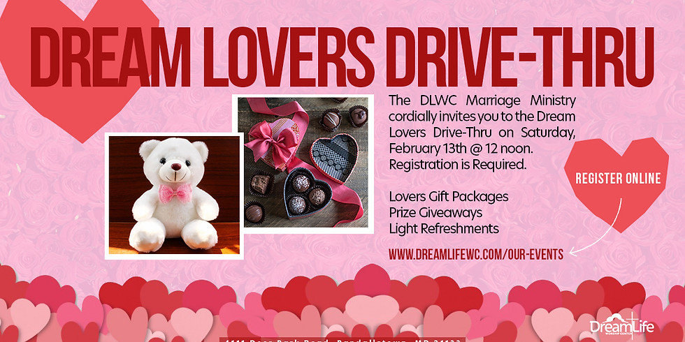 Dream Lovers Drive-Thru