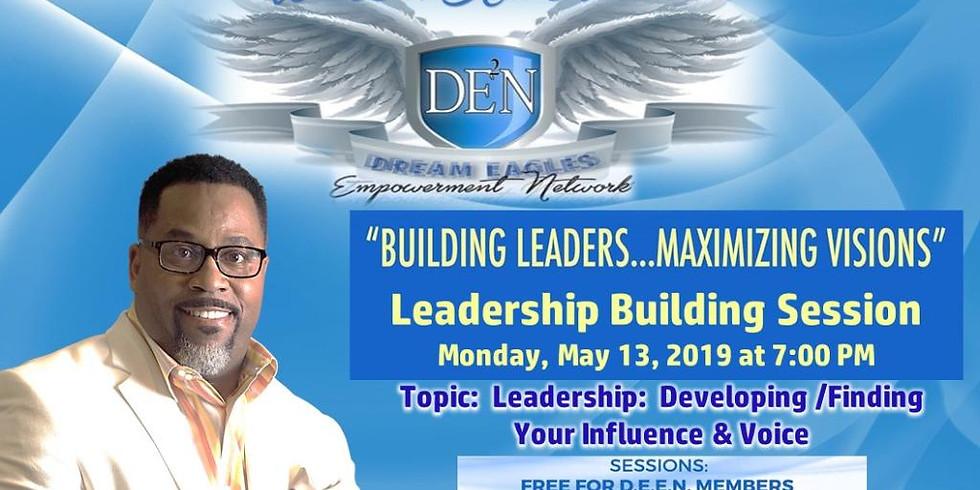D.E.E.N Leadership Building Session May