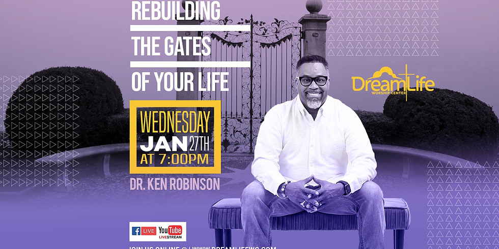Rebuilding the Gates of Your Life
