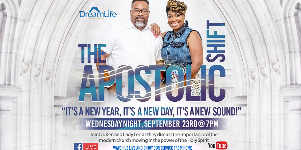 The Apostolic Shift (Continued)