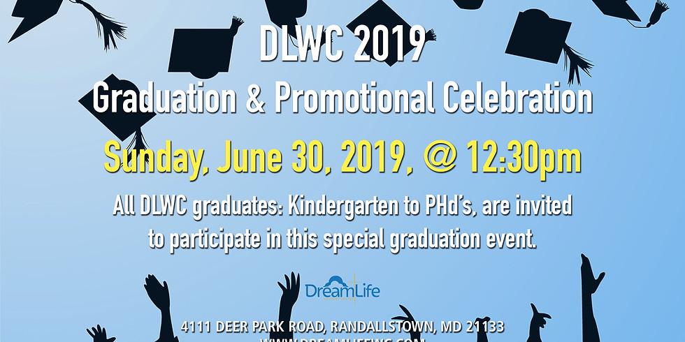 DLWC 2019 Graduation & Promotional Celebration