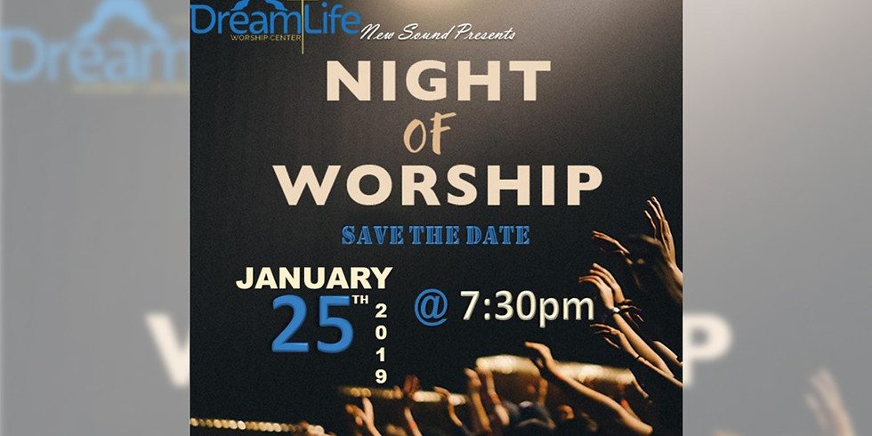 New Sound Presents a Night of Worship