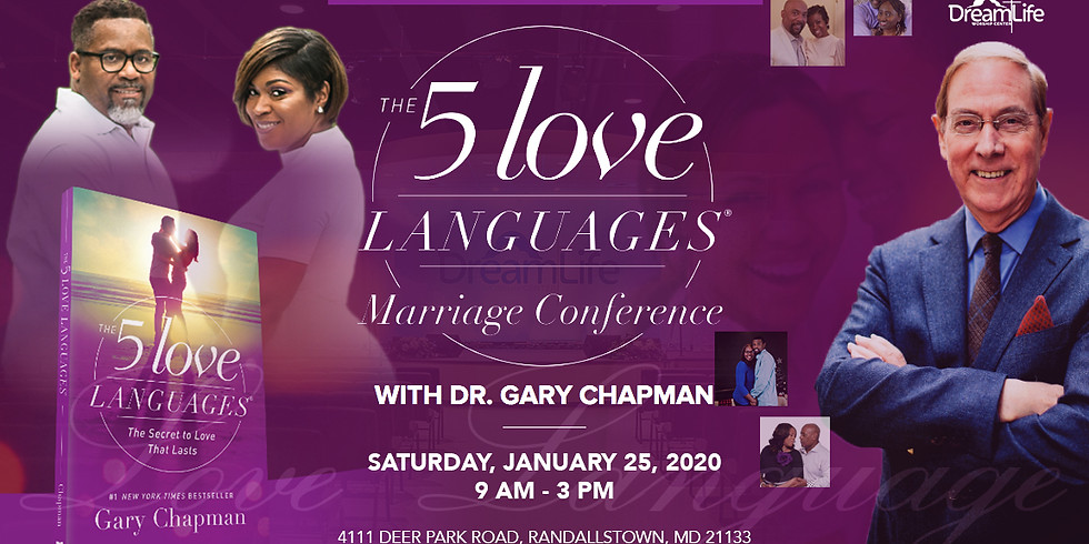 The 5 Love Languages Marriage Conference