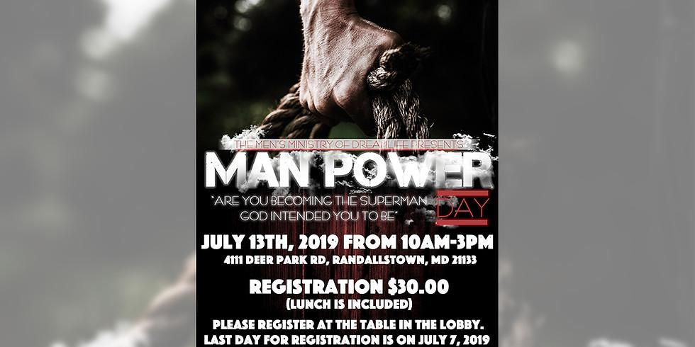 Man Power Day