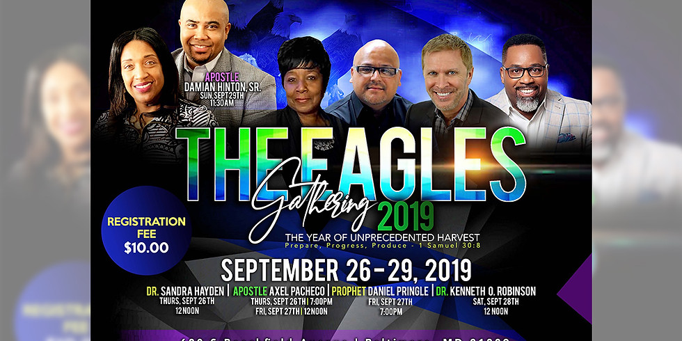The Eagles Gathering 2019