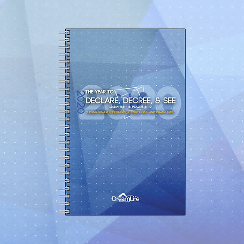 2020 Theme Journal
