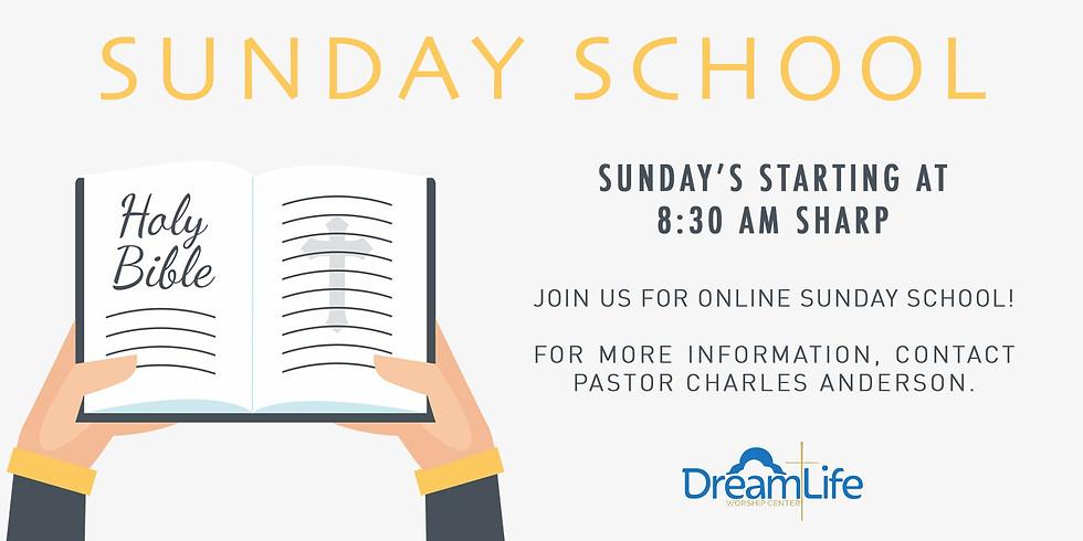Online Sunday School