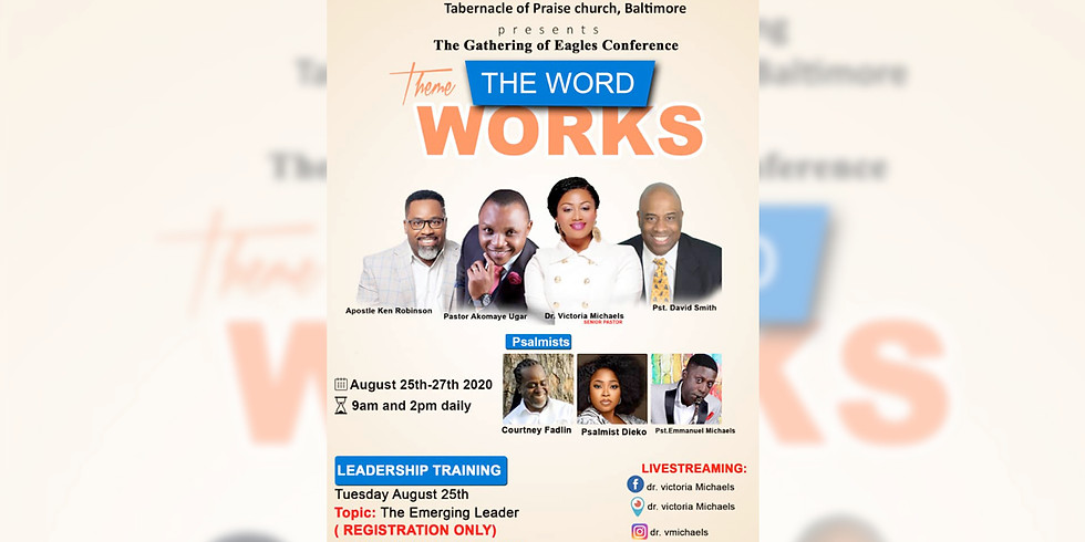 The Gathering of Eagles Conference