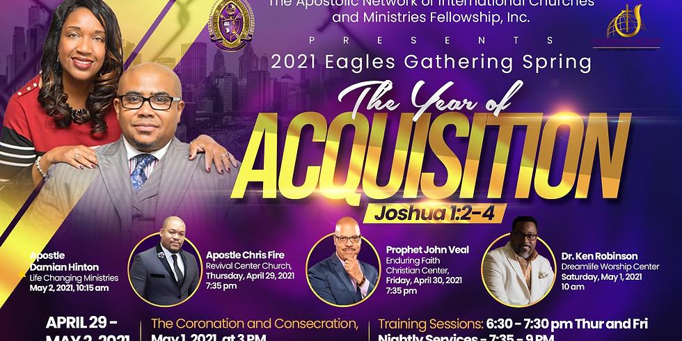 2021 Eagles Gathering Spring