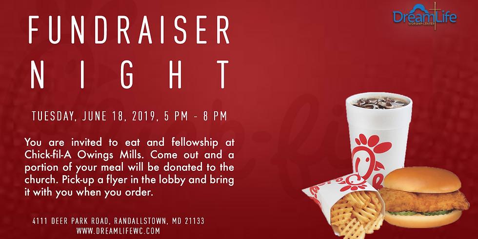 Fundraiser Night