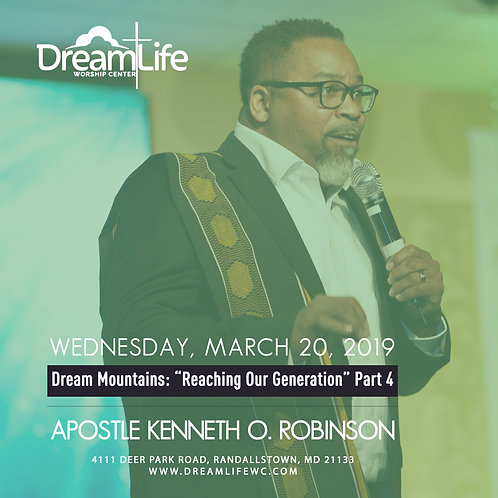"""Dream Mountains: """"Reaching Our Generation"""" Part 4"""