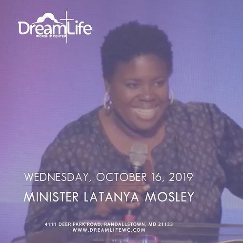 Wednesday, October 16, 2019