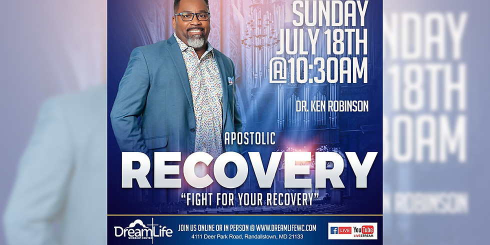 """""""Fight for Your Recovery"""""""