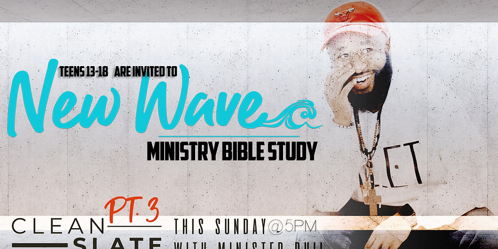 New Wave Bible Study
