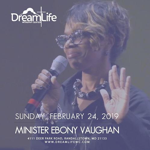Sunday February 24, 2019