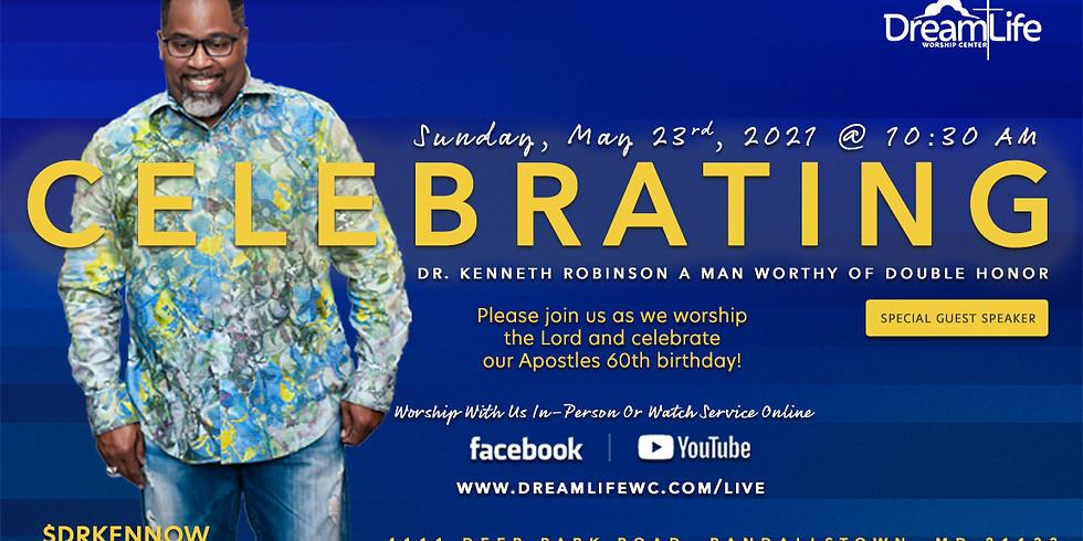 Celebrating Dr. Kenneth Robinson