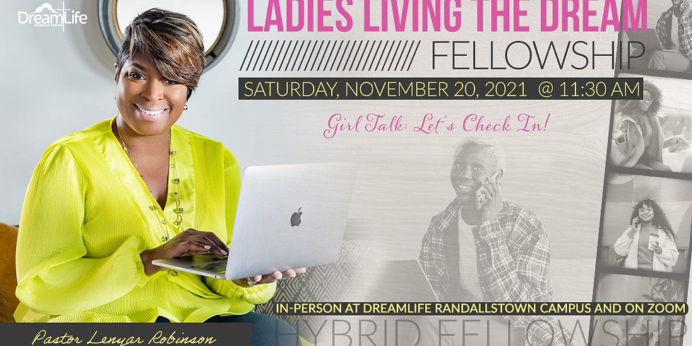 Girl Talk: Let's Check In!