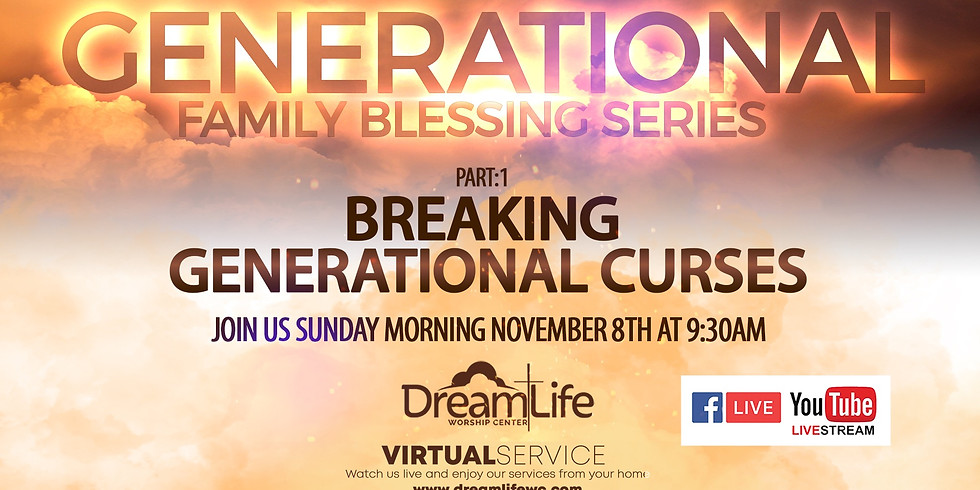 Generational Family Blessings Series