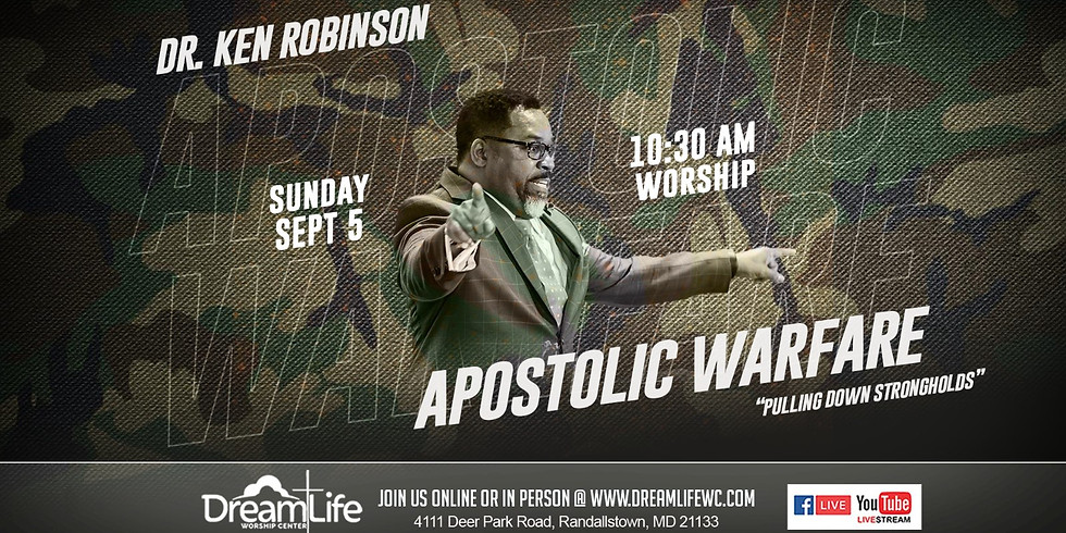 Apostolic Warfare
