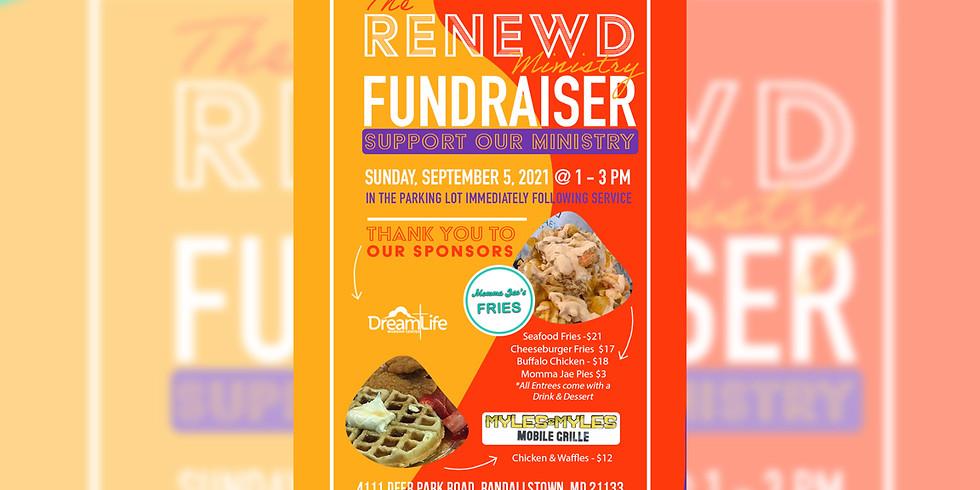ReNewd Fundraiser
