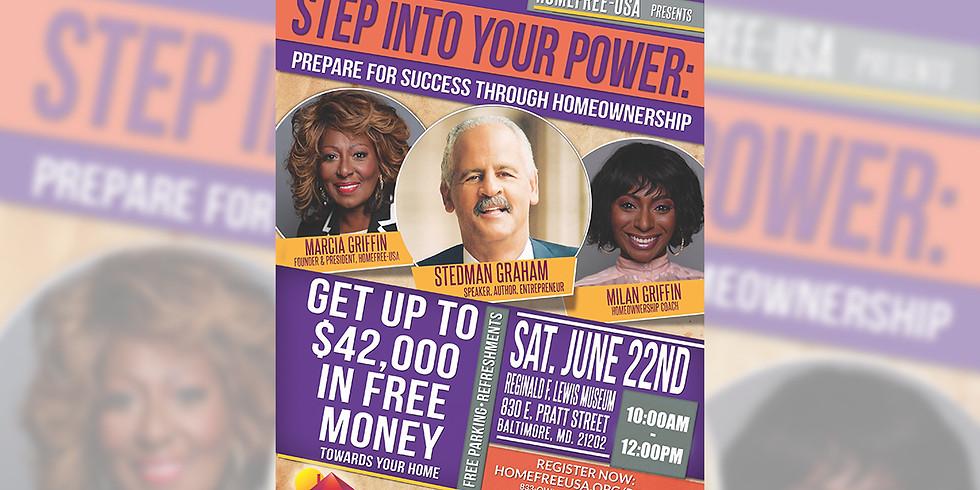 Home Free-USA Step Into Your Power