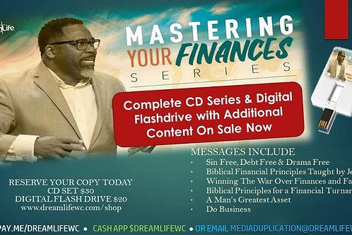 Mastering Your Finances Series (Digital Flashdrive)