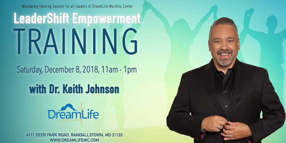 LeaderShift Empowerment Training