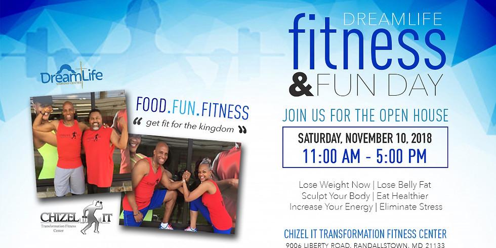 Dreamlife Fitness & Fun Day