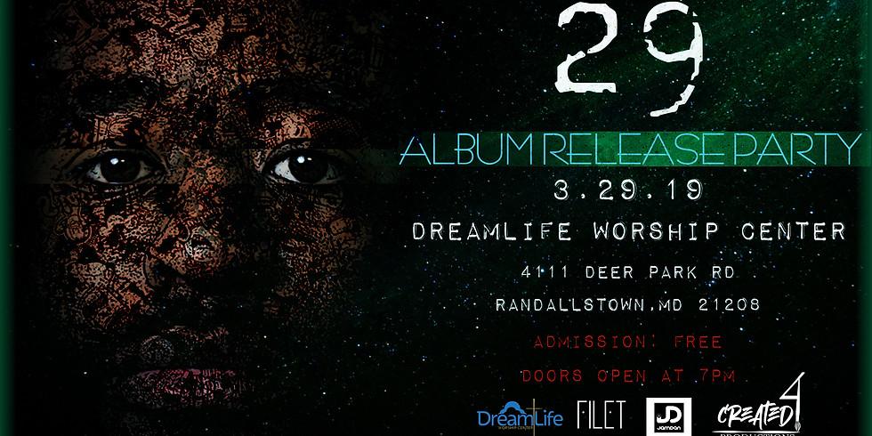 Filet Album Release Party