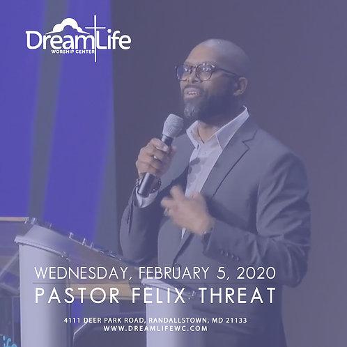 Wednesday, February 5, 2020