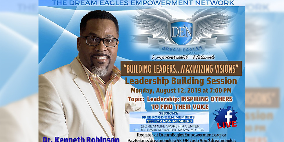 D.E.E.N Leadership Building Session August
