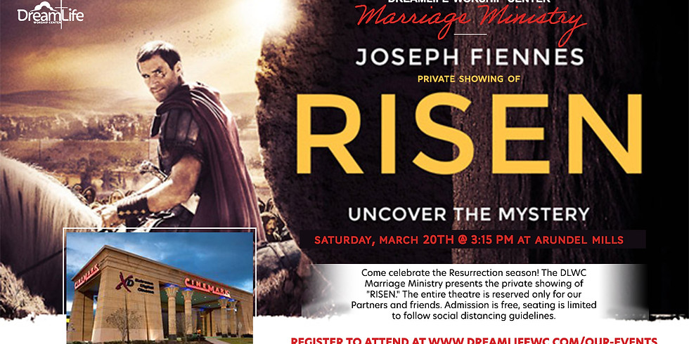 Night at the Cinema with the Marriage Ministry