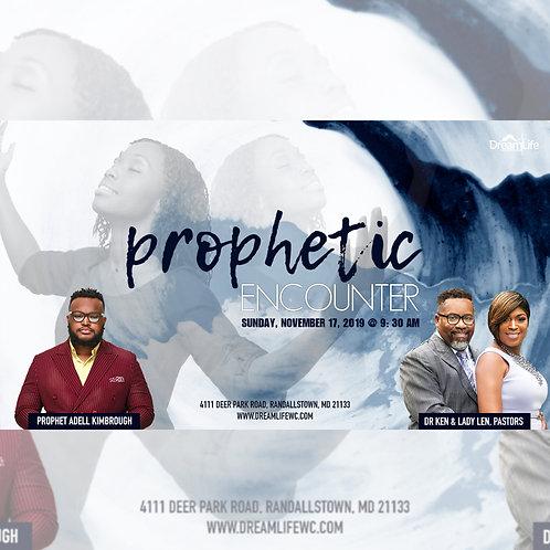 The Prophetic Encounter