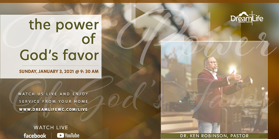 The Power of God's Favor