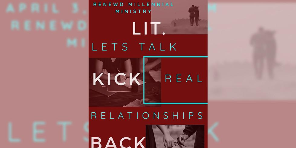"""Renewd """"LIT KICK BACK"""""""