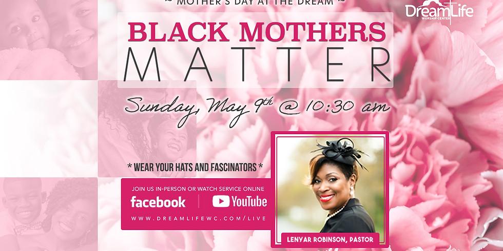 Back Mothers Matter